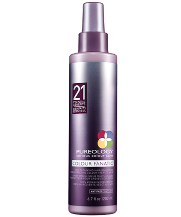 Pureology Color Fanatic Multi-Benefit Leave-In Treatment, $27