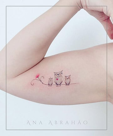 The Tiny Animal Tattoos Youll Want Inked Asap