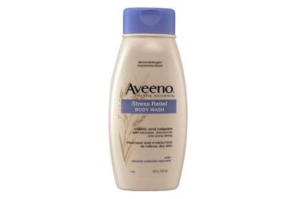 No. 17: Aveeno Stress Relief Body Wash, $8.49