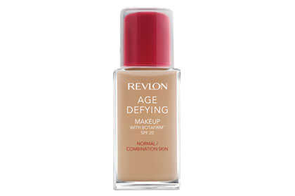 No. 8: Revlon Age Defying Makeup Foundation with Botafirm for Normal or Combination Skin, $13.99