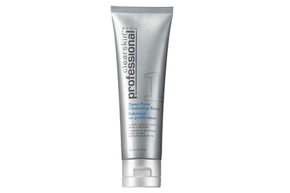 The Best: No. 11: Avon Clearskin Invigorating Cleansing Scrub, $12