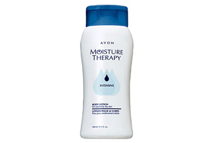 No. 3: Avon MOISTURE THERAPY Intensive Body Lotion, $12.99