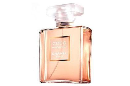 No. 10:  Chanel Coco Mademoiselle Eau De Parfum, $80