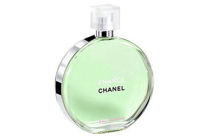 No. 3: Chanel Chance Eau Fraiche, $65