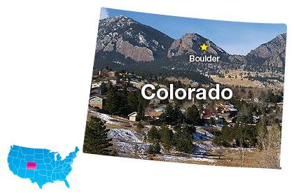 No. 2: Boulder, Colo.
