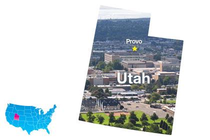 No. 8: Provo, Utah