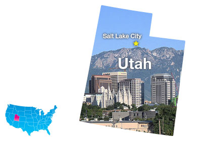 No. 9: Salt Lake City, Utah