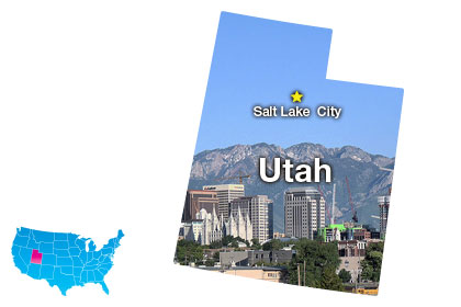 4.  Salt Lake City, Utah