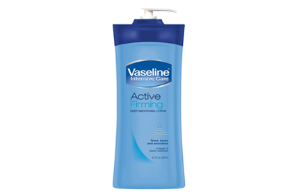 No. 3: Vaseline Firming Lotion, $7.99