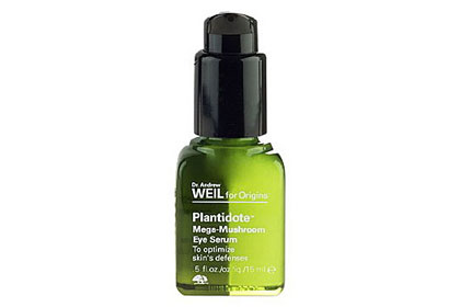 No. 11: Origins Plantidote Mega-Mushroom Eye Serum, $45