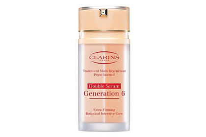 No. 7: Clarins Double Serum Generation 6, $94