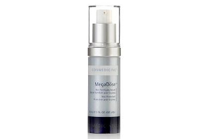 No. 2: Cosmedicine MegaDose Skin Fortifying Serum, $80
