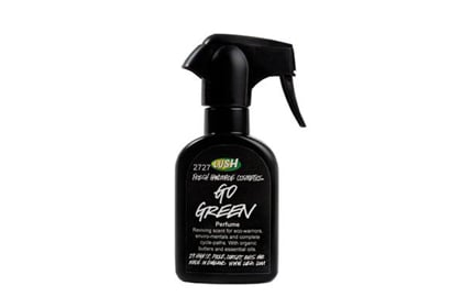 No. 11: Lush Go Green, $7.95