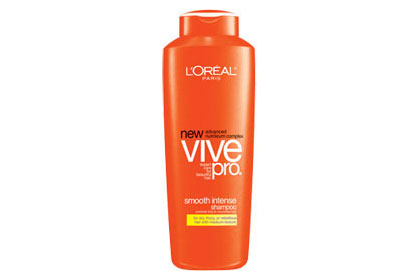 No. 10: L'Oreal Paris Vive Pro Smooth Shampoo, $3.99