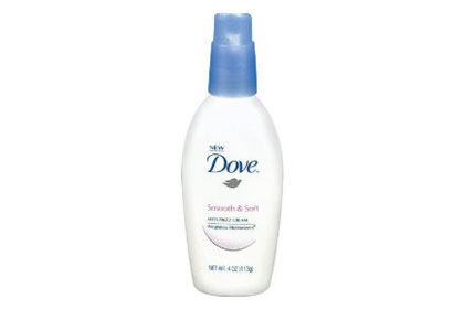 No. 9: Dove Smooth & Soft Anti-Frizz Cream, $3.29