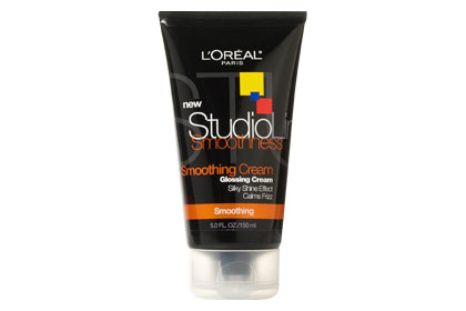 No. 5: L'Oreal Studio Line Smoothness Glossing Cream, $4.99