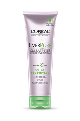 No. 14: L'Oreal Paris EverPure Volume Conditioner, $5.99