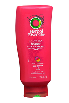 No. 9: Herbal Essences Color Me Happy Conditioner for Color-Treated Hair, $3.99