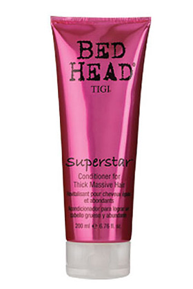 No. 6: TIGI Bed Head Superstar Conditioner, $11.99