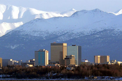 No. 4: Anchorage, Alaska