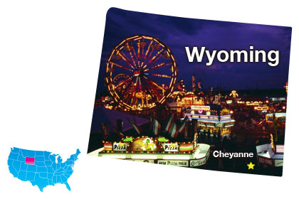 No. 10: Cheyenne, Wyoming