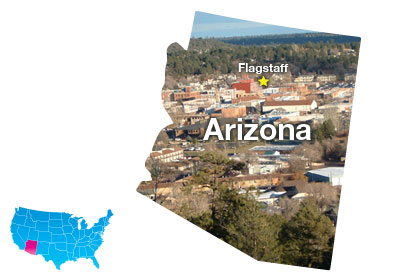 No. 4: Flagstaff, Arizona