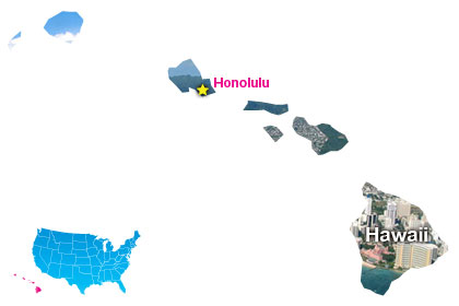 No. 3: Honolulu, Hawaii