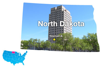 No. 2: Bismarck, North Dakota