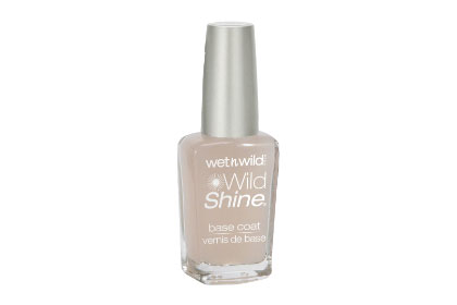The Best: No. 1: Wet n Wild Wild Shine Base Coat, $1.50