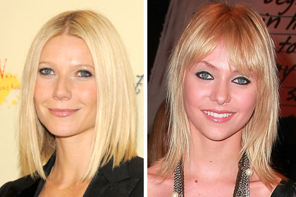 Gwyneth paltrow and taylor momsen sexy celebrity hairstyles for gwyneth paltrow and taylor momsen pmusecretfo Choice Image