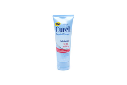Curel Targeted Therapy Fast-Absorbing Hand & Cuticle Cream, $4.79
