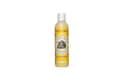 Burts Bees Baby Bee Shampoo and Wash, $9