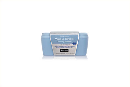 No. 15: Neutrogena Make-Up Remover Cleansing Towelettes, $8.19