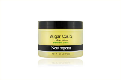 No. 14: Neutrogena Energizing Sugar Body Scrub, $9.99
