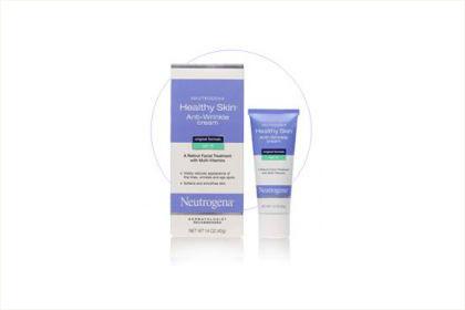 No. 9: Neutrogena Healthy Skin Anti-Wrinkle Cream SPF 15, $14.99