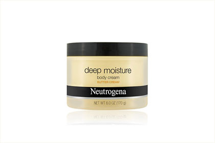 No. 1: Neutrogena Comforting Butter Body Cream, $9.99