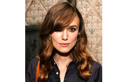 No. 3: Side-Swept Bangs