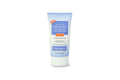 No. 14: Neutrogena Healthy Skin Anti-Wrinkle Anti-Blemish Scrub, $6.99