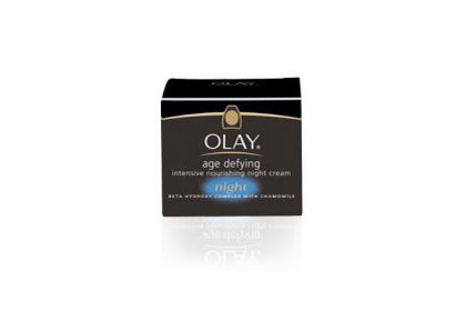 No. 13: Olay Age Defying Intensive Nourishing Night Cream, $10.69
