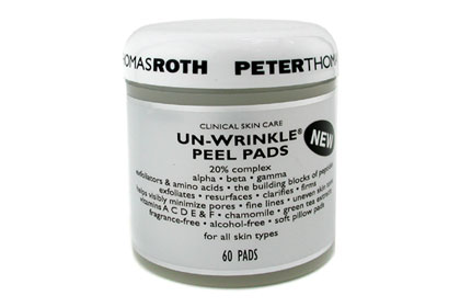 No. 5: Peter Thomas Roth Un-Wrinkle Peel Pads, $45