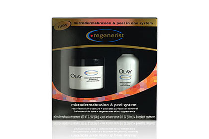 No. 4: Olay Regenerist Microdermabrasion & Peel System, $25.99
