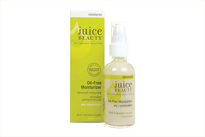 No. 10: Juice Beauty Oil-Free Moisturizer, $28