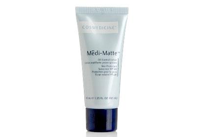 No. 6: Cosmedicine Medi-Matte Oil Control Lotion SPF 20, $42