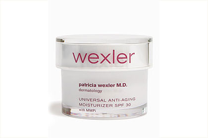 No. 3: Patricia Wexler M.D. Universal Anti-Aging Moisturizer SPF 30, $39.50