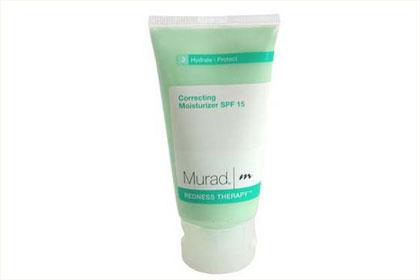 No. 2: Murad Correcting Moisturizer SPF 15, $32