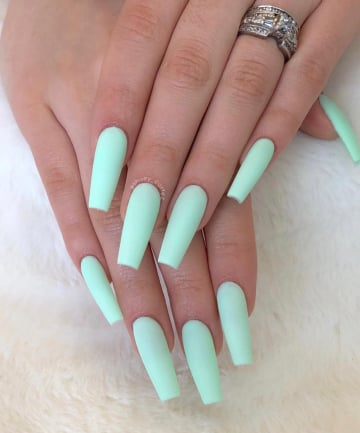 long af 9 badass ways to wear pastel nail polish  page 5
