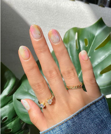 Mani of the Week: Dreamy Pastels