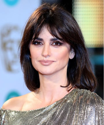 Penelope Cruz 16 Types Of Curtain Bangs For Every