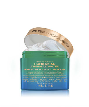 Peter Thomas Roth Hungarian Thermal Water Mineral-rich Atomic Heat Mask, $58