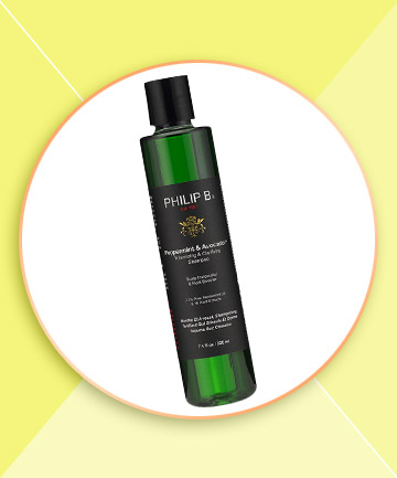 Philip B. Peppermint and Avocado Volumizing Clarifying Shampoo, $32
